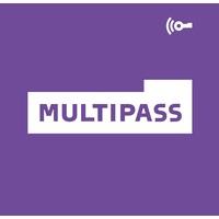 Логотип компании «Система Мультипасс»