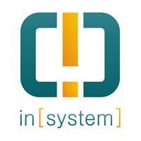Логотип компании «ИНСИСТЕМ»