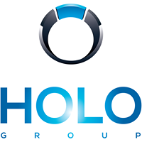 Логотип компании «HoloGroup»