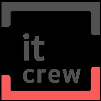 Логотип компании «IT Crew»