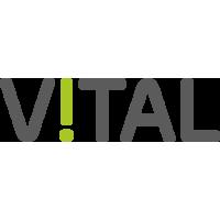 Логотип компании «VITAL»