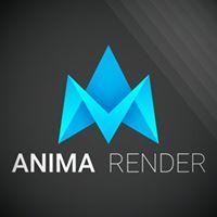 Логотип компании «AnimaRender»