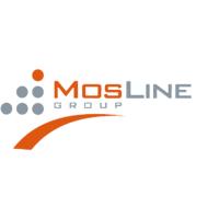 Логотип компании «MosLine»
