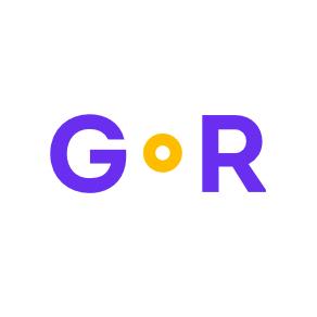 Логотип компании «GOR»