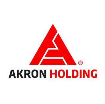 Логотип компании «Akron Holding»