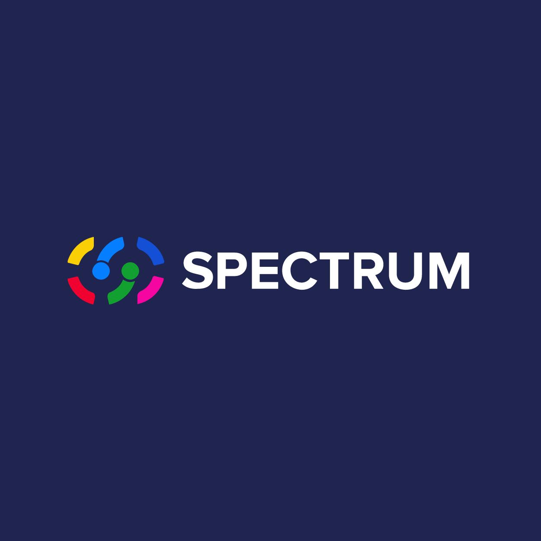Логотип компании «Spectrum»