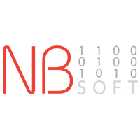 Логотип компании «НБ-Cофт»