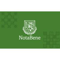 Логотип компании «NotaBene»