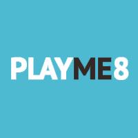 Логотип компании «PlayMe8»