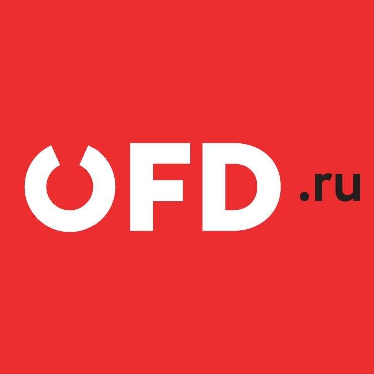 Логотип компании «OFD.ru»
