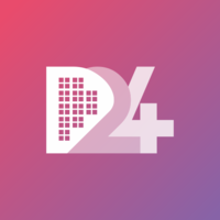 Логотип компании «Диспетчер 24»