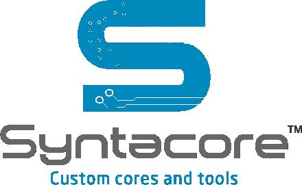 Логотип компании «Syntacore»