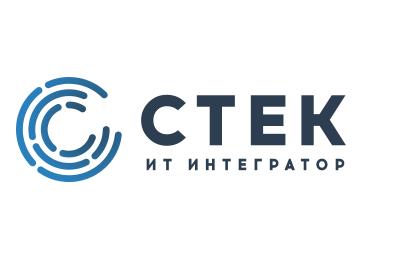 Логотип компании «СТЕК»