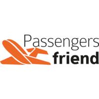 Логотип компании «Passengers friend»