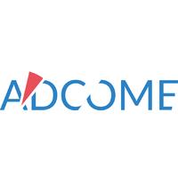 Логотип компании «Adcome»