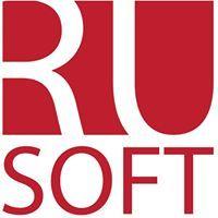 Логотип компании «RUsoft»