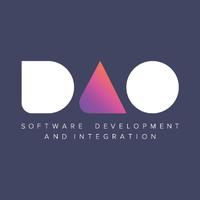 Логотип компании «DAO TECH»