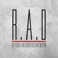 Логотип компании «rad_arch»