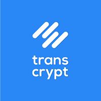 Логотип компании «TransCrypt»