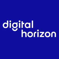 Логотип компании «Digital Horizon»