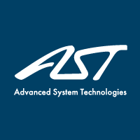 Логотип компании «AST»