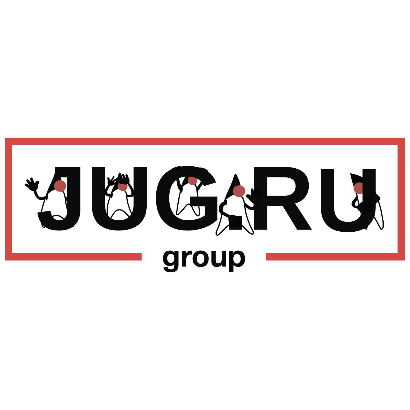 Логотип компании «JUG Ru Group»