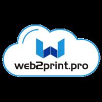 Логотип компании «ВЕБ2ПРИНТ»