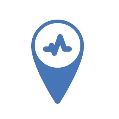 Логотип компании «MedPoint24»