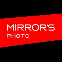 Логотип компании «Mirror's Photo»