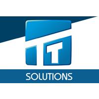 Логотип компании «TT-Solutions»