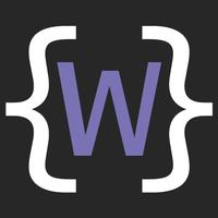 Логотип компании «While Web Production»
