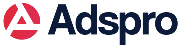 Логотип компании «AdsPro Group»