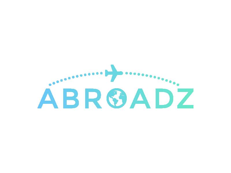 Логотип компании «Abroadz»