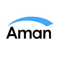Логотип компании «Aman Group»