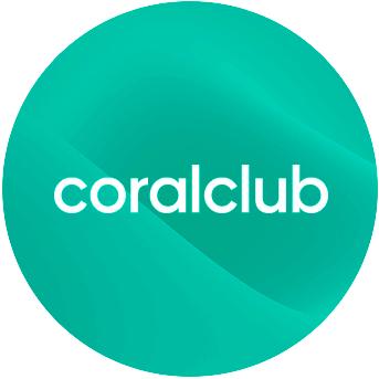 Логотип компании «Coral Club»