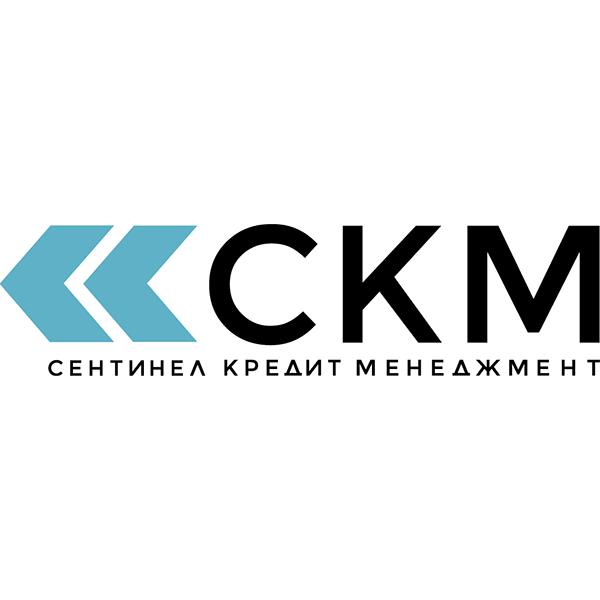 Логотип компании «СКМ»