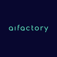 Логотип компании «AI Factory»