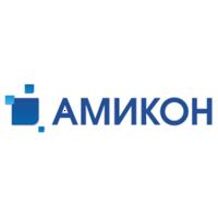 Логотип компании «АМИКОН»