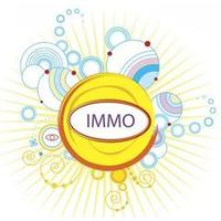 Логотип компании «IMMO»