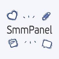 Логотип компании «SMMPANEL»