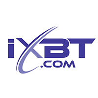 Логотип компании «iXBT»
