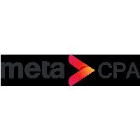 Логотип компании «Meta CPA»