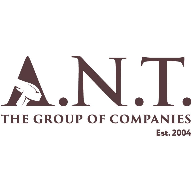 """Логотип компании «Группа компаний """"А.Н.Т.""""»"""