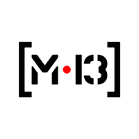 Логотип компании «М•13»