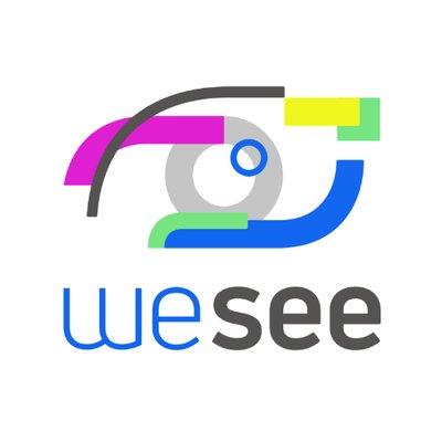 Логотип компании «WeSee AI»