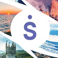 Логотип компании «Crimea Stories»