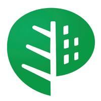 Логотип компании «Зелёный сад»