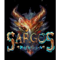 Логотип компании «SargosGames»
