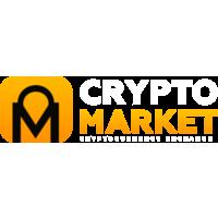Логотип компании «Crypto Market»