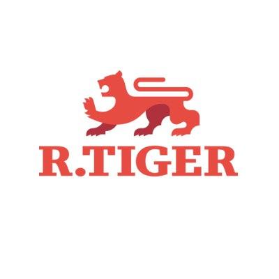 Логотип компании «R.TIGER»